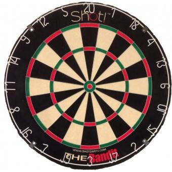Shot The Bandit dartbord