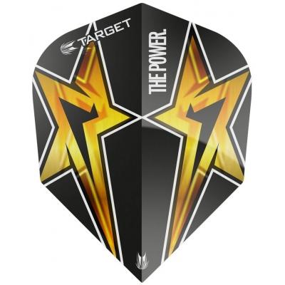 Vision Player Phil Taylor Std.6 Black Star G3