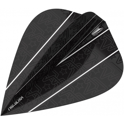Vision Ultra Player Rob Cross Black Kite