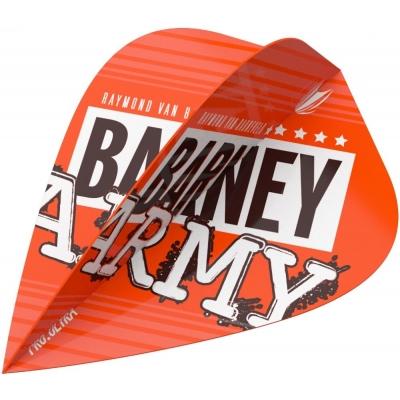 Vision Ultra Player RVB Barney Army Orange Kite