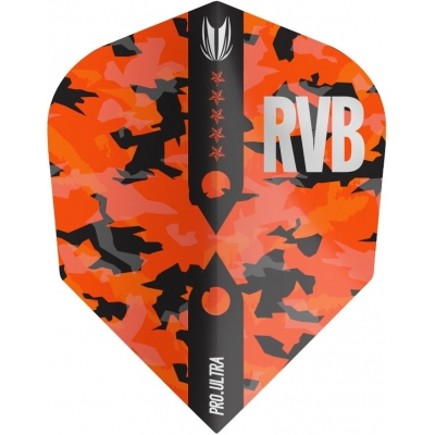 Vision Ultra Player RVB Barney Army Camo Std.6