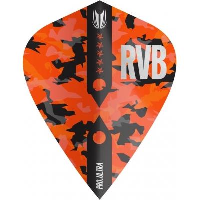 Vision Ultra Player RVB Barney Army Camo Kite