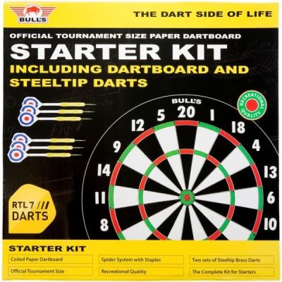Bulls Starter Kit