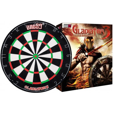 One80 Gladiator 3 Dartbord