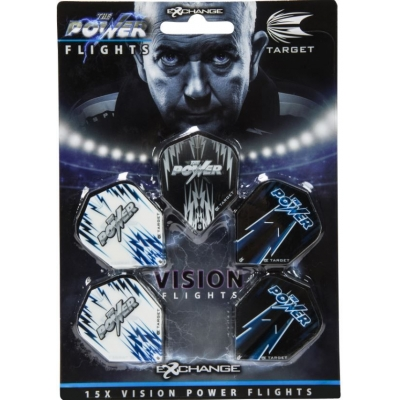 Vision Player Phil Taylor 5-Pack Flights