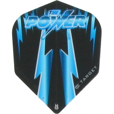 Vision Player Phil Taylor Std.6 Black-Blue